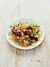 Paprika-spiked chicken thighs