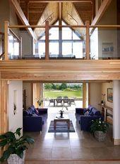 Energieeffizientes Einfamilienhaus im Süden Englands, vor Ort gebaut   – MyLikes