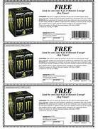 Energy fuel coupon
