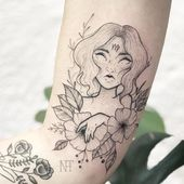 49 Gorgeous Virgo Tattoos That Anyone Into Astrology​ Will Love