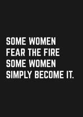 30 Empowerment Quotes for Ladies (Black & White)