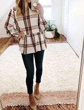 Top 35 Trends Outfits You Need To Try For This Fall ~ Fashion & Design