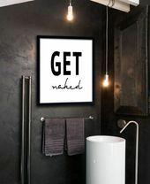 40 erstaunliche Badezimmer Deko Ideen – Archzine.net