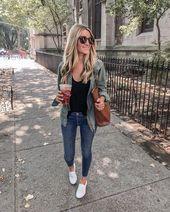 20+ Modern Chic Herbst Outfits Ideen Frauen – Ou…