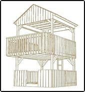 Pdf Plans Playhouse Fort Plans Download Outdoor Rocking Chair Plans Backyard Fort Play Houses Fort Plans