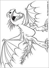 Drachenzahmen Leicht Gemacht Malvorlagen Dragon Coloring Page How Train Your Dragon How To Train Your Dragon