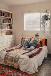 24+ Contemporary Boho Bedroom Diy Decor  – Boho Bedroom