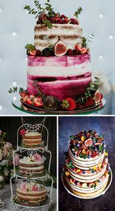 77 kreative und originelle Hochzeitstorte Ideen – Hochzeitstorte -, # Hochzeitstorte #Hochzei …   – Hochzeit
