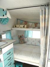 Top 15+ DIY Camper Interior Remodel Ideen, die Sie können …