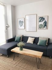 ✔52 living room designs for small spaces 47