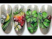 Schönheit & Ideen Nail Art   – 3d gel nail art and gel paint