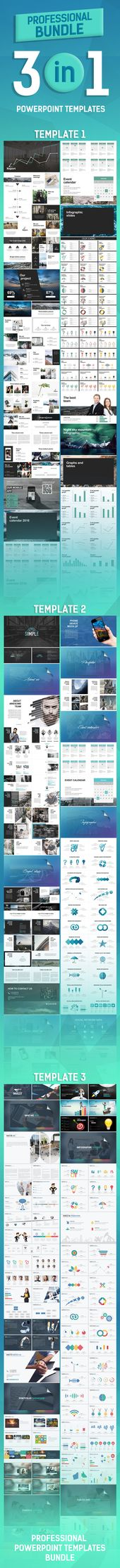Professional Bundle Business powerpoint templates, Professional - professional powerpoint