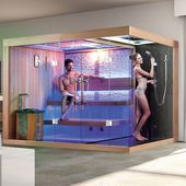 Source HS-SR1388 sauna and steam bath / sauna and steam room / sauna