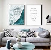 Super Living Room Art Above Couch Diy Ideas – #abo…