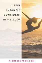 I Really feel Insanely Assured In My Physique | Self-Love + Confidence Mantra | Well being + Health | Girls, LOA