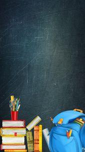 سبورة سوداء Poster Background Design Powerpoint Background Design Kids Background