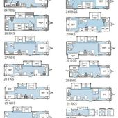 Fleetwood Prowler Fifth Wheel Floor Plans Travel Trailer Floor Plans Rv Floor Plans Travel Trailer Remodel
