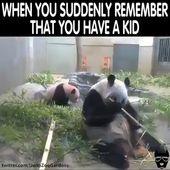 Wenn Sie sich plötzlich daran erinnern, dass Sie ein Kind haben