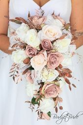 Wedding Ideas: 32 Gorgeous Fall Wedding Bouquets – #Bouquets #Fall #Gorgeous #Id…