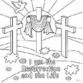 25 religious easter coloring pages easter colouring scriptures and easter