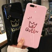 King and Queen Phone Cases | Matching iPhone Case …