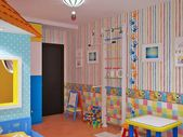 Make a children's room complete when a boy and a girl have to share a room  – Kinderzimmer