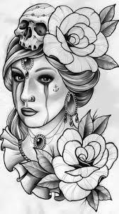 Resultado De Imagem Para Old School Desenhos Desenho Tatuagem