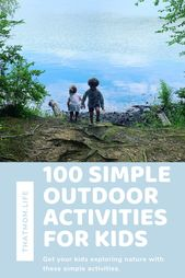 The ultimate list of simple outdoor activities for kids. Getting our littles out… – Montessori im Garten