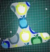 DIY Windel für Puppe 43 cm selber machen ohne zu nähen inkl. Pattern Freebo …   – Nähen