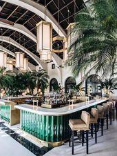 Beste Hotelbars auf der ganzen Welt zu besuchen