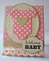 Baby Cards Welcome Baby