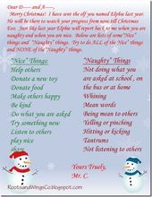 Return of elf on a shelf letter from santa christmas return of elf on a shelf letter from santa christmas pinterest elves shelves and santa spiritdancerdesigns Images