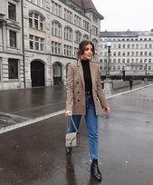 Büro-lässige Outfit-Ideen für Frauen