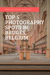 Prime 5 Bruges Images Spots, Belgium