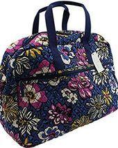 Best Seller Vera Bradley Medium Traveler Bag  African Violet online – Chicpretty… – uncategorized