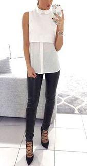 Fashion classy edgy black white 22+ Ideas