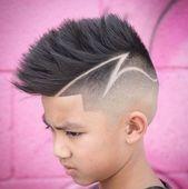 Hair Cuts For Boys With Line 37 Ideas