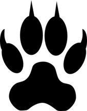 Katzenpfote Clipart Diytattooimages In 2020 With Images Wolf
