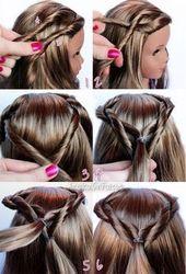 Awesome Easy Frisuren für American Girl Dolls mit langen Haaren