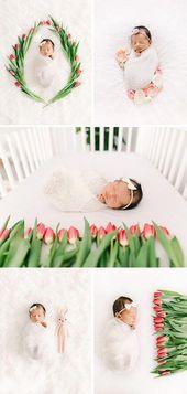 Neugeborene Fotografie Mohair Hüte Neugeborene Fotografie Strampler Girl #camerastoday #c …   – Family Inspiration