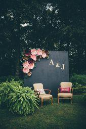 30 Budget-Freundliche Papier Blume Hochzeit Ideen