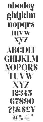 Nieuwe gratis lettertypen voor ontwerpers
