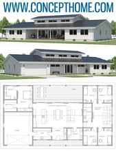 Small House Plan CH599