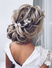 Delightful Wedding Hairstyles Trends for 2019