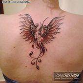 Phoenix Tattoo – Google-Suche – 2017 Tattoo