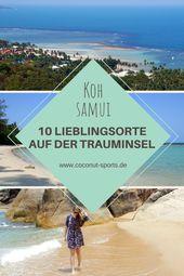 Koh Samui Sehenswürdigkeiten: Top 10 Highlights und Instagram Hotspots