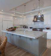 100 Best California Beach House   – Kitchen