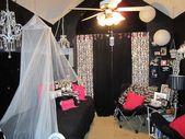 Bezaubernde Jugendzebra-Schlafzimmer-Design-Ideen – die Architektur-Entwürfe  – Teenage zebra bedroom design