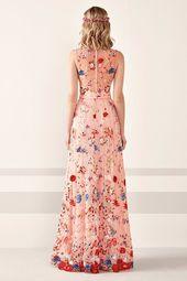 El vestido de invitada de boda perfecto para un romántico verano.