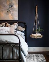 Accent wall ideas that you will surely want to try at home Bedroom, …